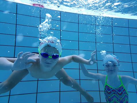 Gratis Svømmeundervisning i Sommer!!