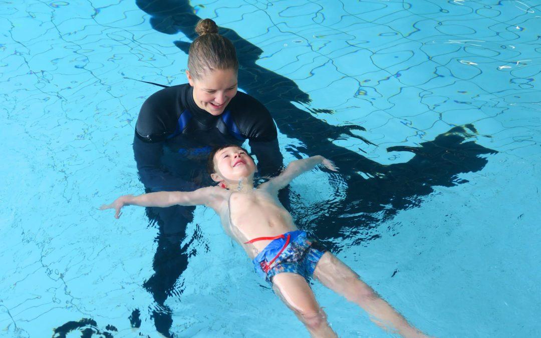 Gratis Svømmeundervisning i Sommer!