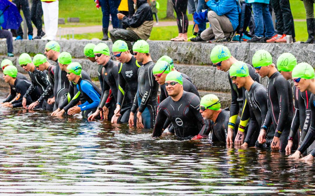 Vel gjennomført Oslo Urban Swim