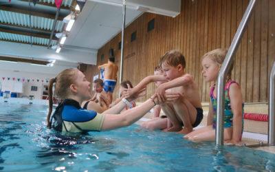 Svømmeopplæring avlyst til og med 25. mai